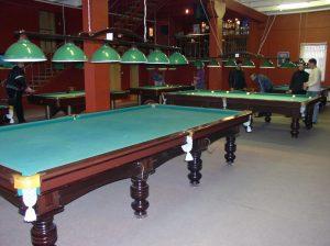 Billiard-club-Piramidė